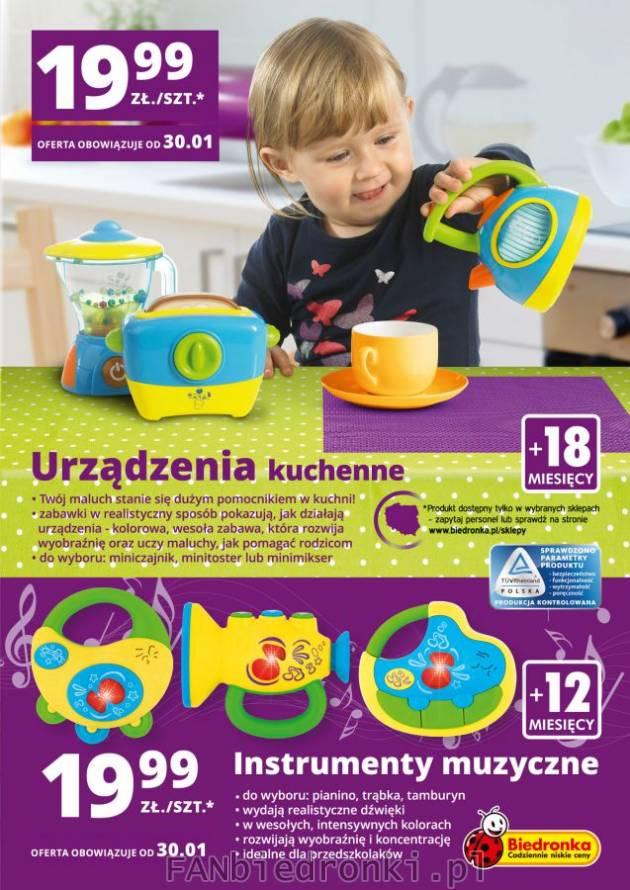 Urządzenia Kuchenne Dla Dzieci Biedronka Fanbiedronkipl